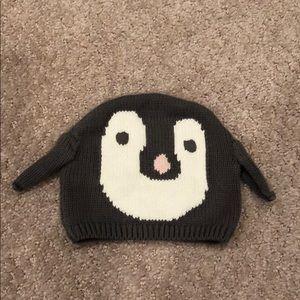 Penguin Sweater Beanie